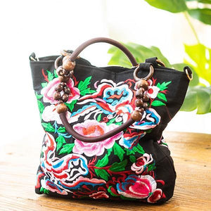 Nationalstyle Portable Embroidery Bag