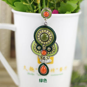 Creative Bohemian Earrings National Style Earrings