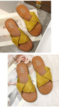 Load image into Gallery viewer, INS Beach Flat Shoes Sandals and Slippers