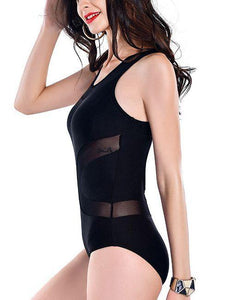 Fashion sexy one-piece swimsuit