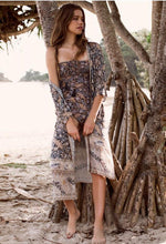 Load image into Gallery viewer, Printed Bohemia Sun-protected Beach Cover-ups