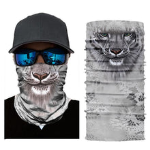 Load image into Gallery viewer, Animal Sunscreen Sandproof Headgear Face Towel Headscarf