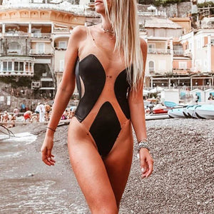 Sexy Beach One Piece Bikini