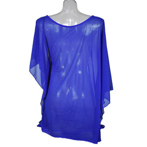 Women's Loose Sun Covered Blouse