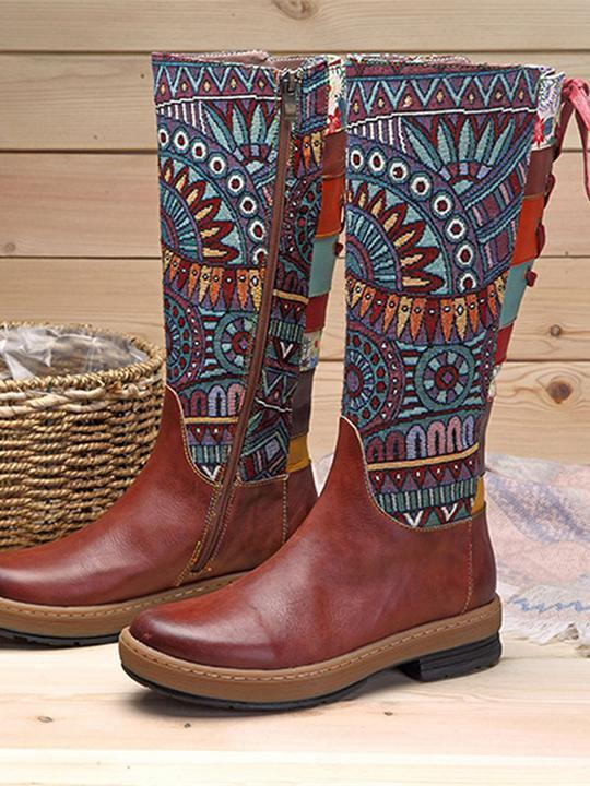 Winter Fashion Bohemia Boots