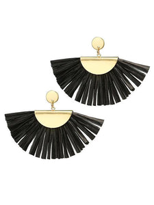 Women Vintage Ethnic Style Tassels Earrings