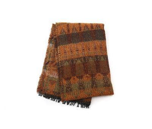 Autumn And Winter Warm Artificial Cashmere Thick Scarf Shawl