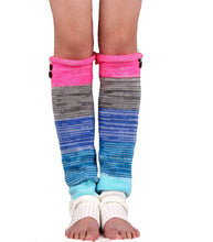 Load image into Gallery viewer, Winter Over Knee Warm Boot Socks Long Leg Warmers