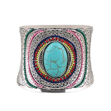 Load image into Gallery viewer, 2Colors Bohemian Vintage Cuff Bracelets