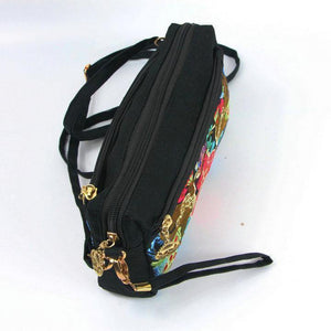 Ethnic embroidery shoulder bag -3