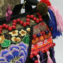 Load image into Gallery viewer, Fashion National Style Embroidery Ladies Shoulder Bags