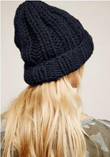 Load image into Gallery viewer, Winter Knit Solid Color Hat
