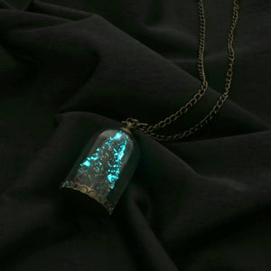 Christmas Tree Noctilucent Necklace