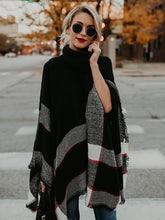 Load image into Gallery viewer, Fashion High-neck Knitting Sweater Cover-Ups Tops