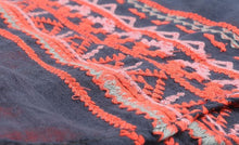 Load image into Gallery viewer, Ethnic Style Vintage Cotton Embroidery Sunscreen Shawl Scarf