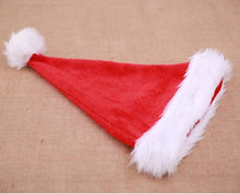Load image into Gallery viewer, Red Christmas Party Hat