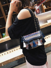 Load image into Gallery viewer, Knitting Tassels Single-shoulder Bag