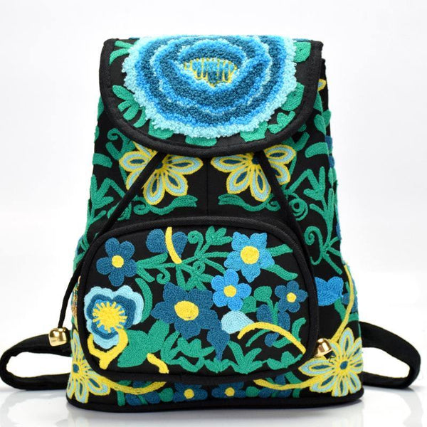 National Canvas Embroidery Bag