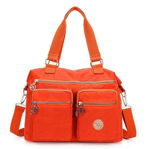 Women Waterproof Nylon Hot Sale Crossbody Bag Handbag Bag Dual-use Tote Bag