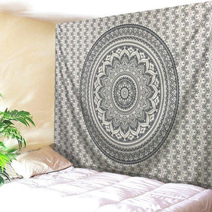 Classical Summer Bohemia Rectangle Shawl Digital Printed Beach Mat