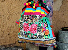 Load image into Gallery viewer, Vintage Ethnic Style Floral Embroidery Shoulder Bag type 2