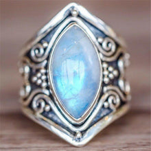 Load image into Gallery viewer, Vintage Moonstone Exaggerated Ring Jewelry