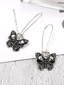 Butterfly Shaped Animal Earrings Accessories