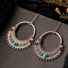 Load image into Gallery viewer, Vintage Ethnic Dangle Drop Earrings