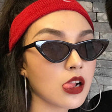 Load image into Gallery viewer, Fashion Cat Eye Sunglasses Women Vintage Retro Sun glasses UV400 Shades