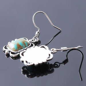 Temperament Simple Wild Fashion Hook Vintage Dangle Earrings Women Party Jewelry