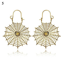 Load image into Gallery viewer, Bohemia jewelry Basket buckle earring-1