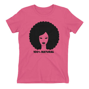 HERCurls 100% Natural T-Shirt [Various Colors]