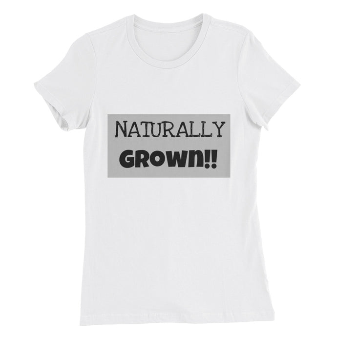 HERCurls Naturally Grown T-Shirt