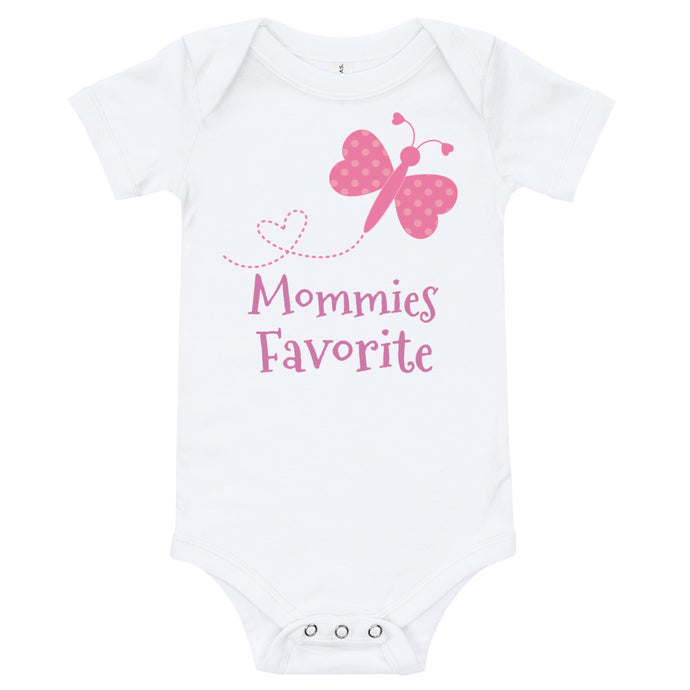 Oli & Joy Mommies Favorite Infant Body Suit [Various Colors]