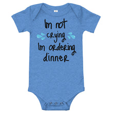 Load image into Gallery viewer, Oli & Joy Im Not Crying... Infant Bodysuit [Various Colors]