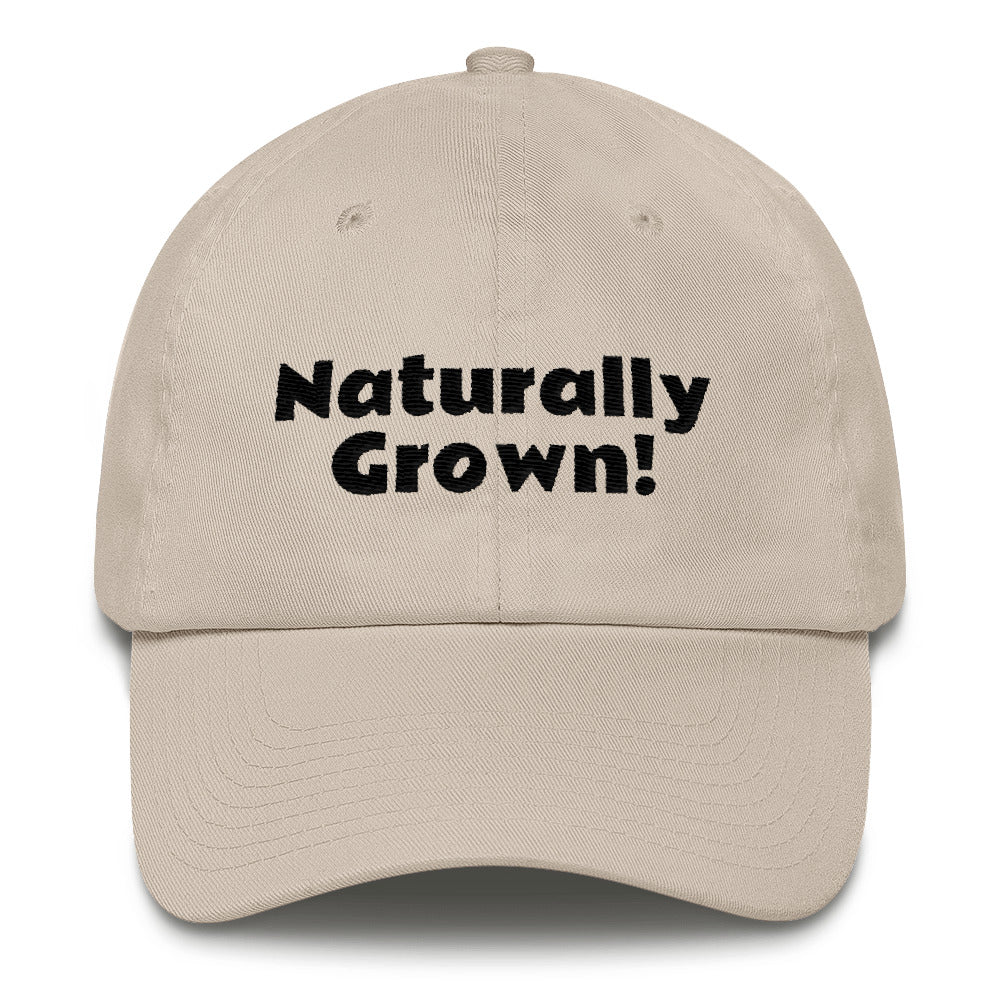 Playwear Naturally Grown! Cotton Cap