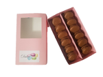 Chocolate Lover's Box of 12 (Pink) - Dulcet Cravings