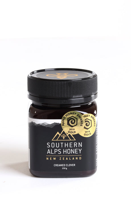 Creamed Clover Honey 250g