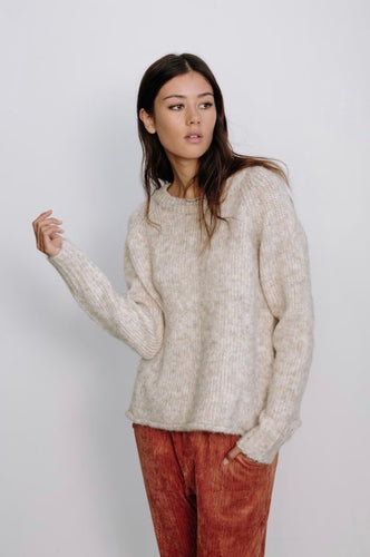 Jessie Knit - Natural