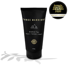 Three Warriors | Gradual Tan