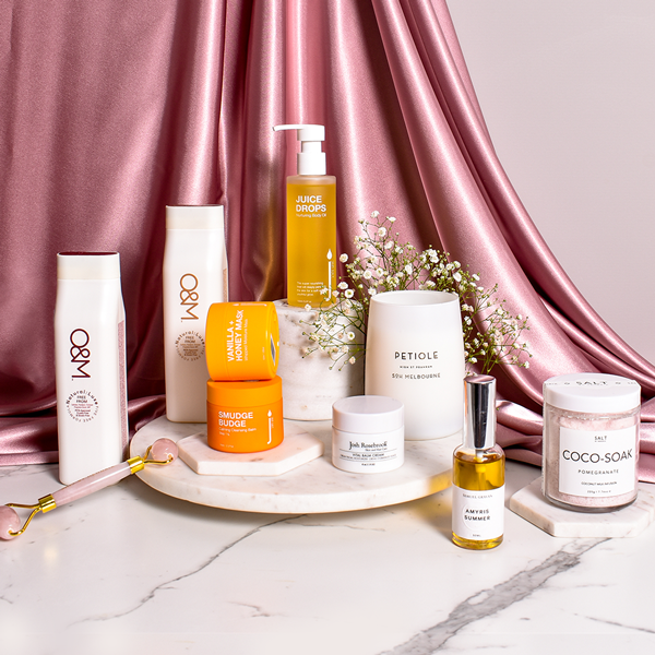 Mindful Parenting eco-luxe prize pack
