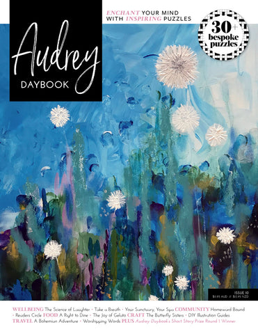 Audrey Daybook Issue 10 - Lovatts Media Magazines