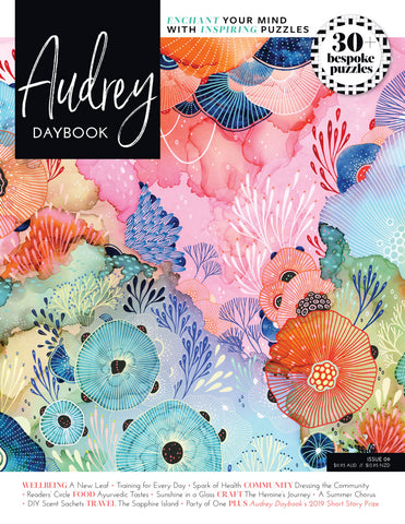 Audrey Daybook Issue 9 - Lovatts Media Magazines