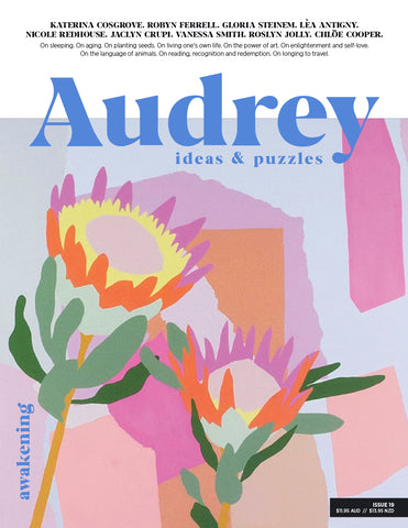 Audrey Magazine Issue 19 - Awakening