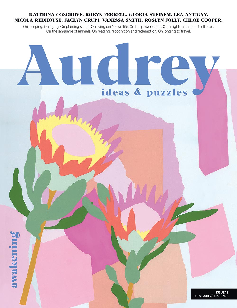 Subscribe to Audrey