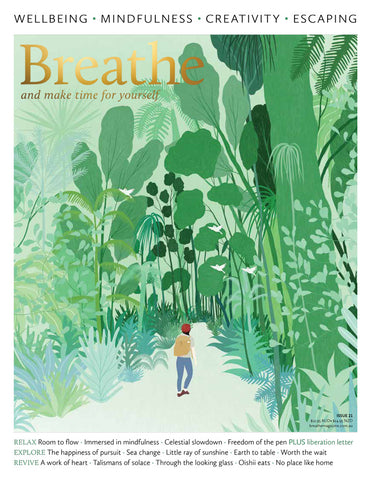 Breathe Magazine Issue 21 - Worth the wait