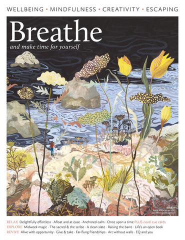 Breathe Magazine Issue 23 - Turn the tide - (On Sale 05/10/20)
