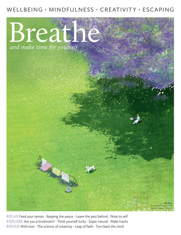 Breathe Magazine Issue 13 - Note to self