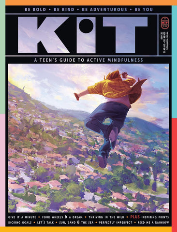 KIT Magazine Issue 2 - Soaring High