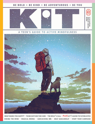 KIT Magazine Issue 4 - Have a kick!